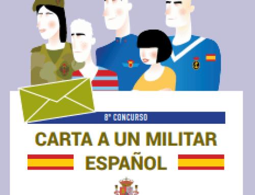 Entrega de premios del concurso «Carta a un militar español»